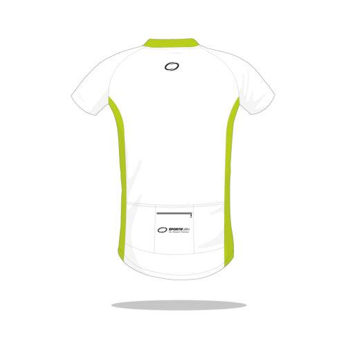 Maillot cyclisme Vercors dos