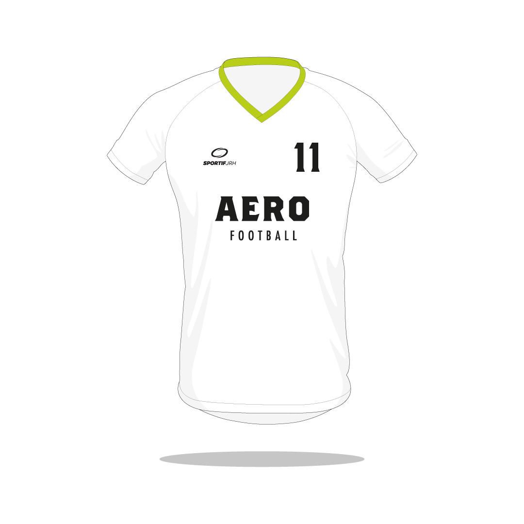 Maillot football Aero devant