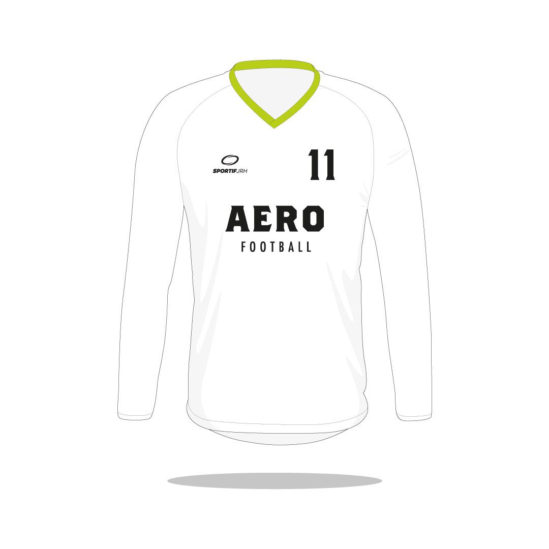 Maillot football Aero manches longues devant