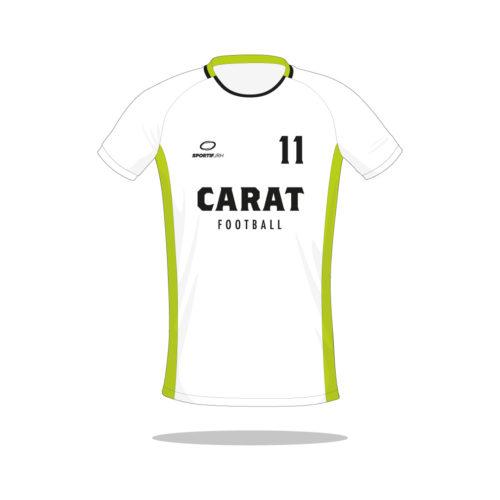 Maillot football Carat devant