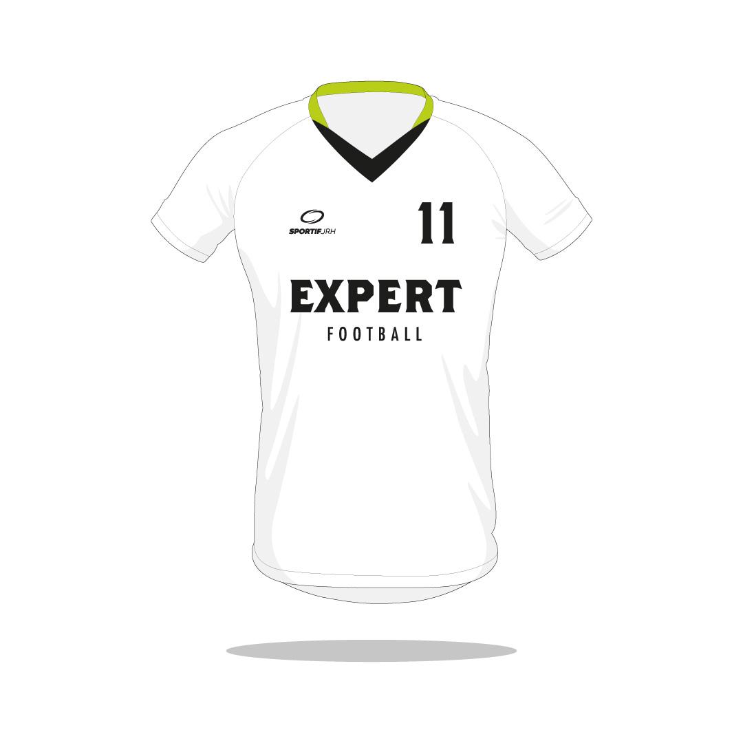 Maillot football Expert devant