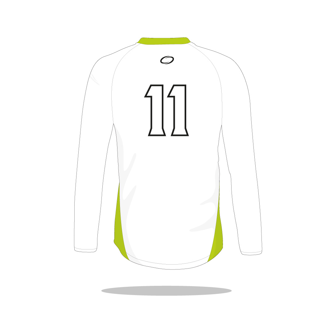 Maillot football Expert manches longues dos