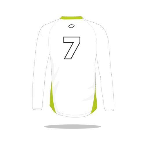 Maillot handball Expert manches longues dos