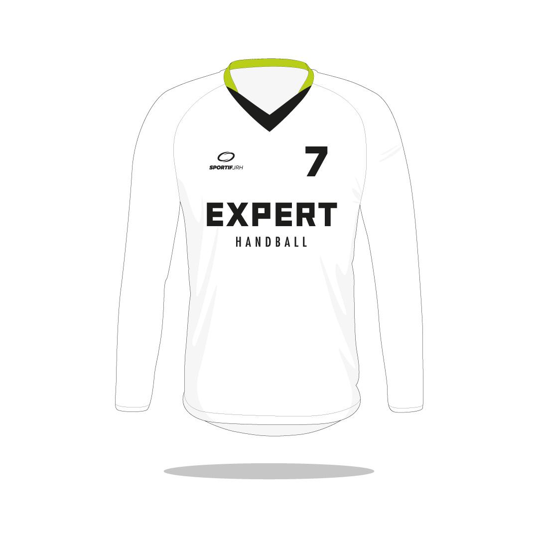 Maillot handball Expert manches longues devant