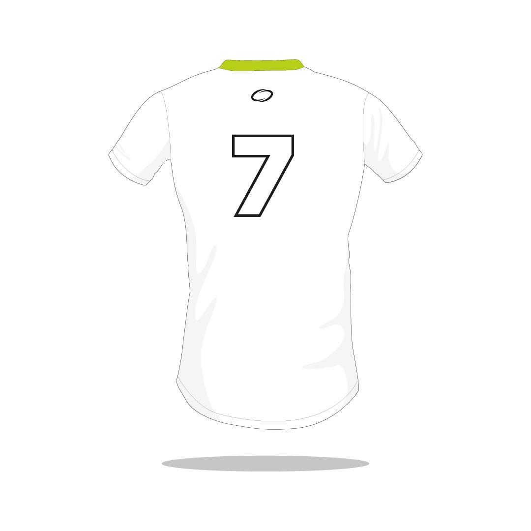 Maillot handball Zain dos