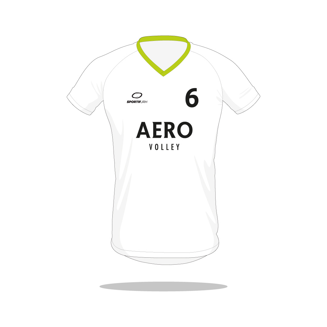 Maillot volley Aero devant