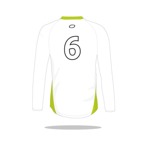 Maillot volley Aero manches longues dos