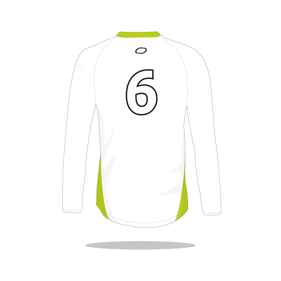 Maillot volley Expert manches longues dos