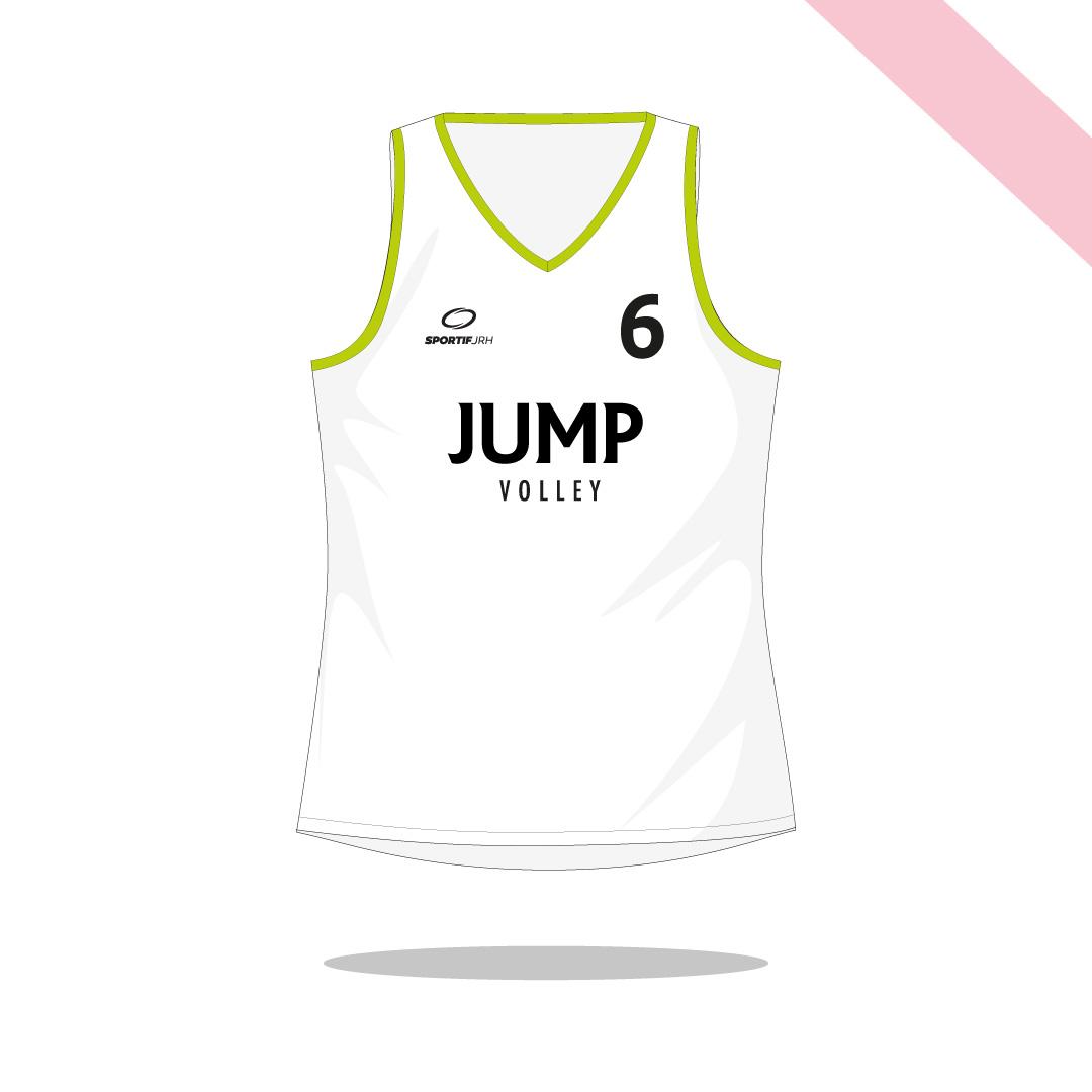 Maillot volley jump devant