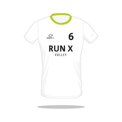 Maillot volley Run-X devant