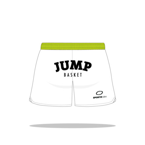Short basket Jump dos