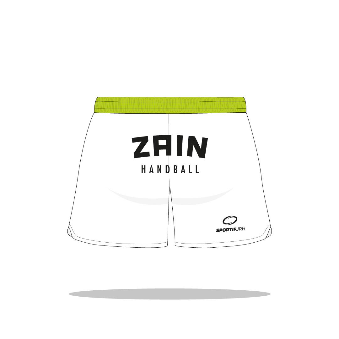 Short handball Zain dos
