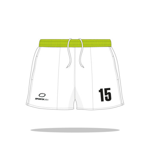 Short à poches rugby Carry devant