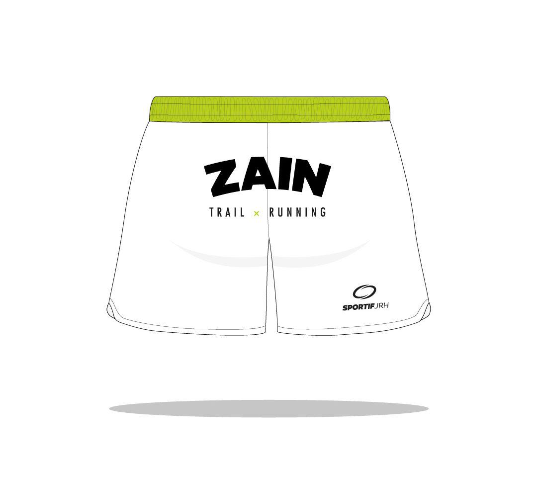 Short running Zain dos