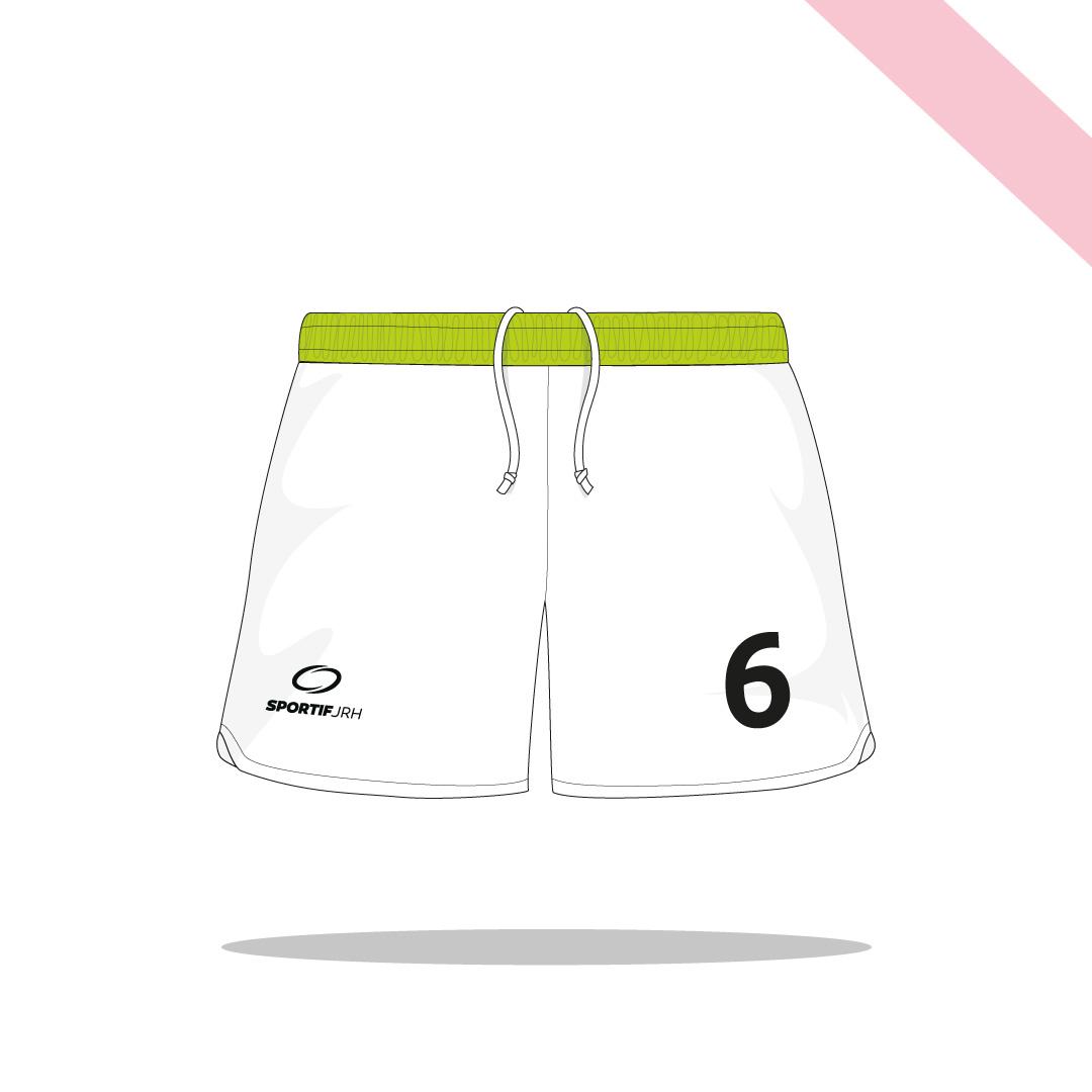 Short volley Zain devant