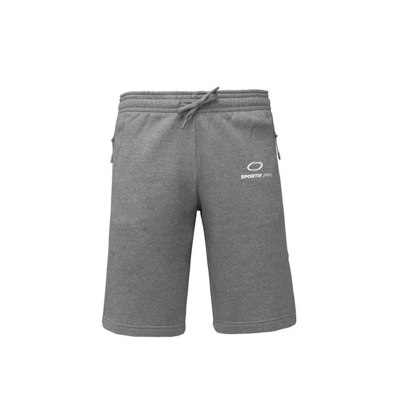 short essentiel gris