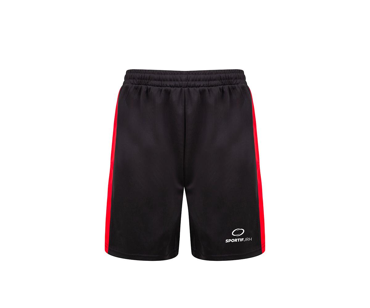 short nordik noir-rouge