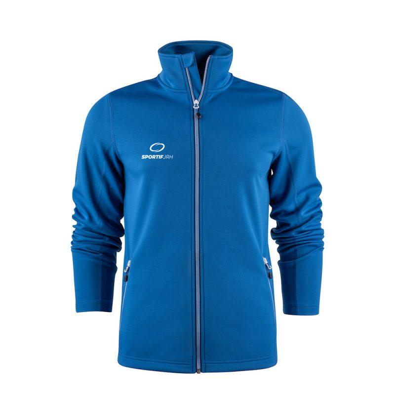 veste Powerslide homme bleu
